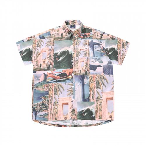 Helas Voyage Shirt Beige