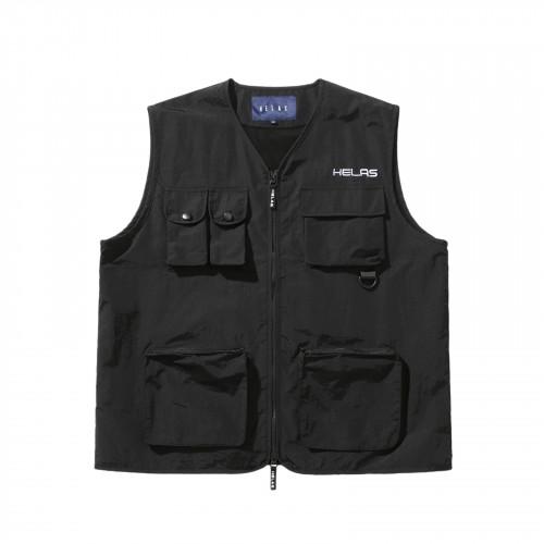 Helas Tool Vest Black