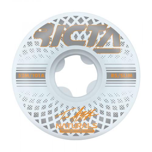 Ricta Wheels Asta Reflective Naturals Slim 101A 52mm