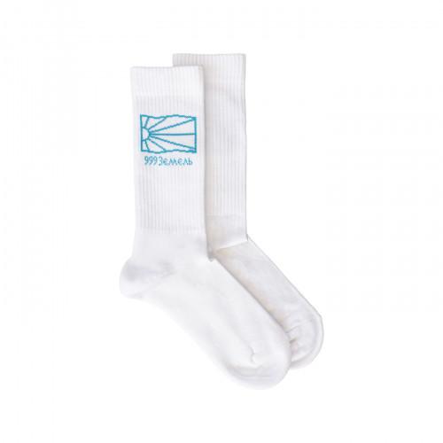 РАССВЕТ Socks White