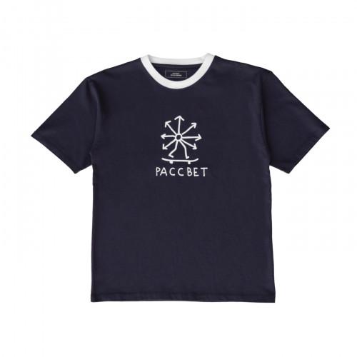РАССВЕТ Sun T-Shirt Navy