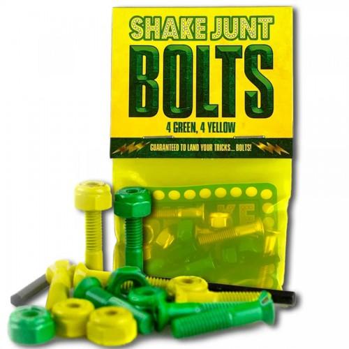 Shake Junt Green/Yellow Allen Bolts